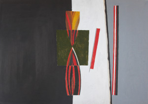 In search of style (60s Abstraction) Oil 1960s x7