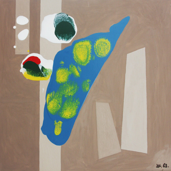 In search of style (60s abstraction) 1960s Duco x1
