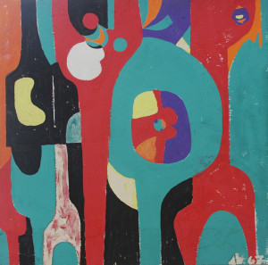 In search of style (60s abstraction) duco 1967 x1bis