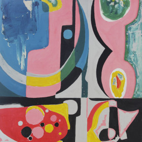 In search of style (60s abstraction) duco 1967 x5